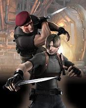 Leon vs. Krauser
