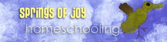Springs of Joy Homeschooling