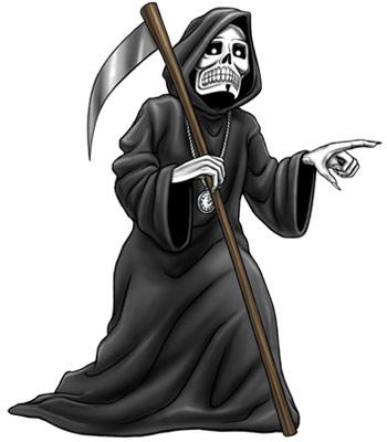 Personas Que Engañaron A La Muerte (Y Despues Le Pegaron Una Patada ...