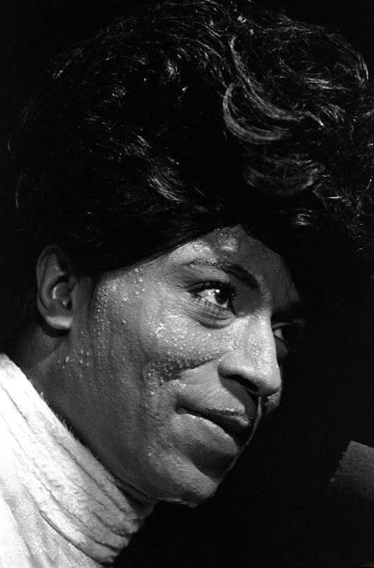 Baron Wolman - Little Richard
