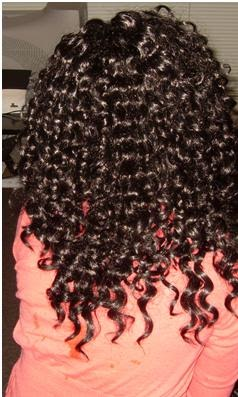 urban hair care black weave
