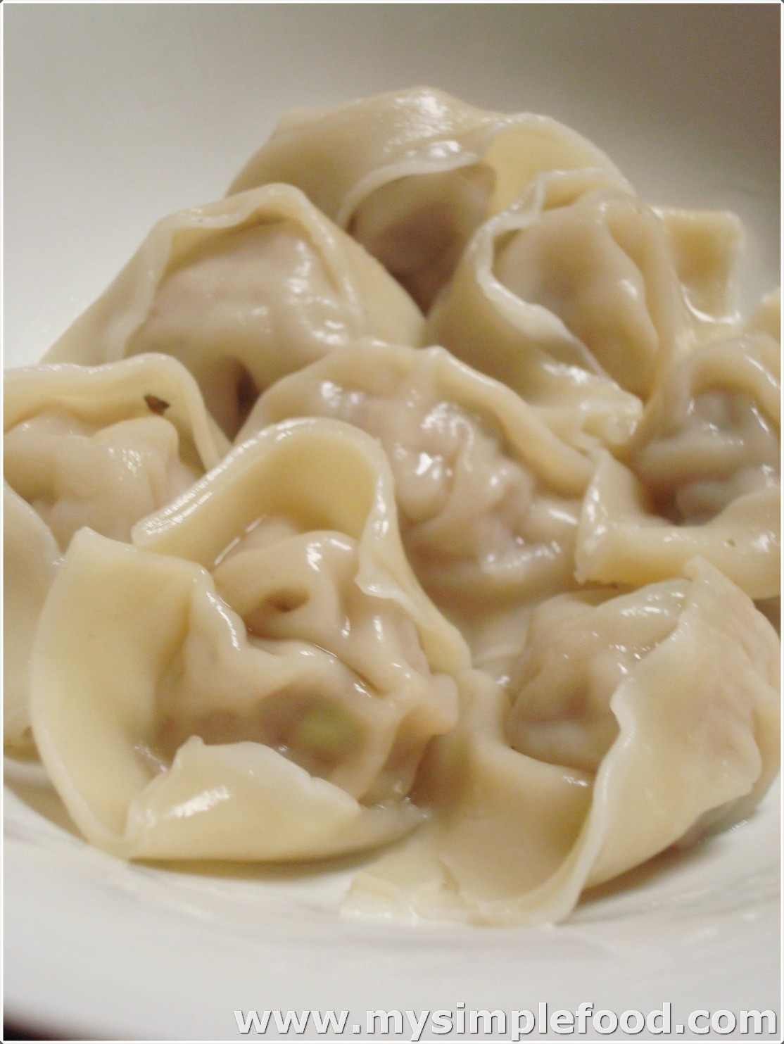 How To Make Chinese Dumplings With Wonton Wrappers | Apps Directories