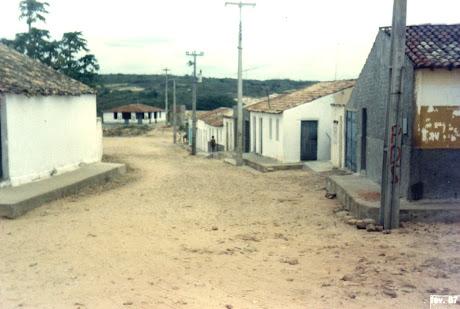 SÃO ROQUE EM 12 JANEIRO DE 1987. (FOTO George Oliveira)