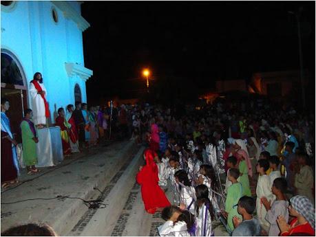 PAIXÃO DE CRISTO, EM 2010