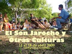 VIII SEMINARIO EL SON JAROCHO Y OTRAS CULTURAS