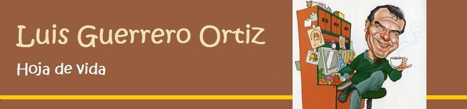 Luis Guerrero Ortiz