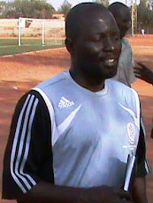 Ancien coach du Liptako FC , actuel coach de l'AS/Douane