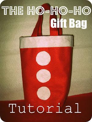 как сшить сумочку для новогоднего подарка