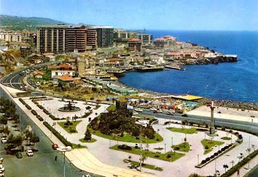 Catania - Piazza Europa 1970