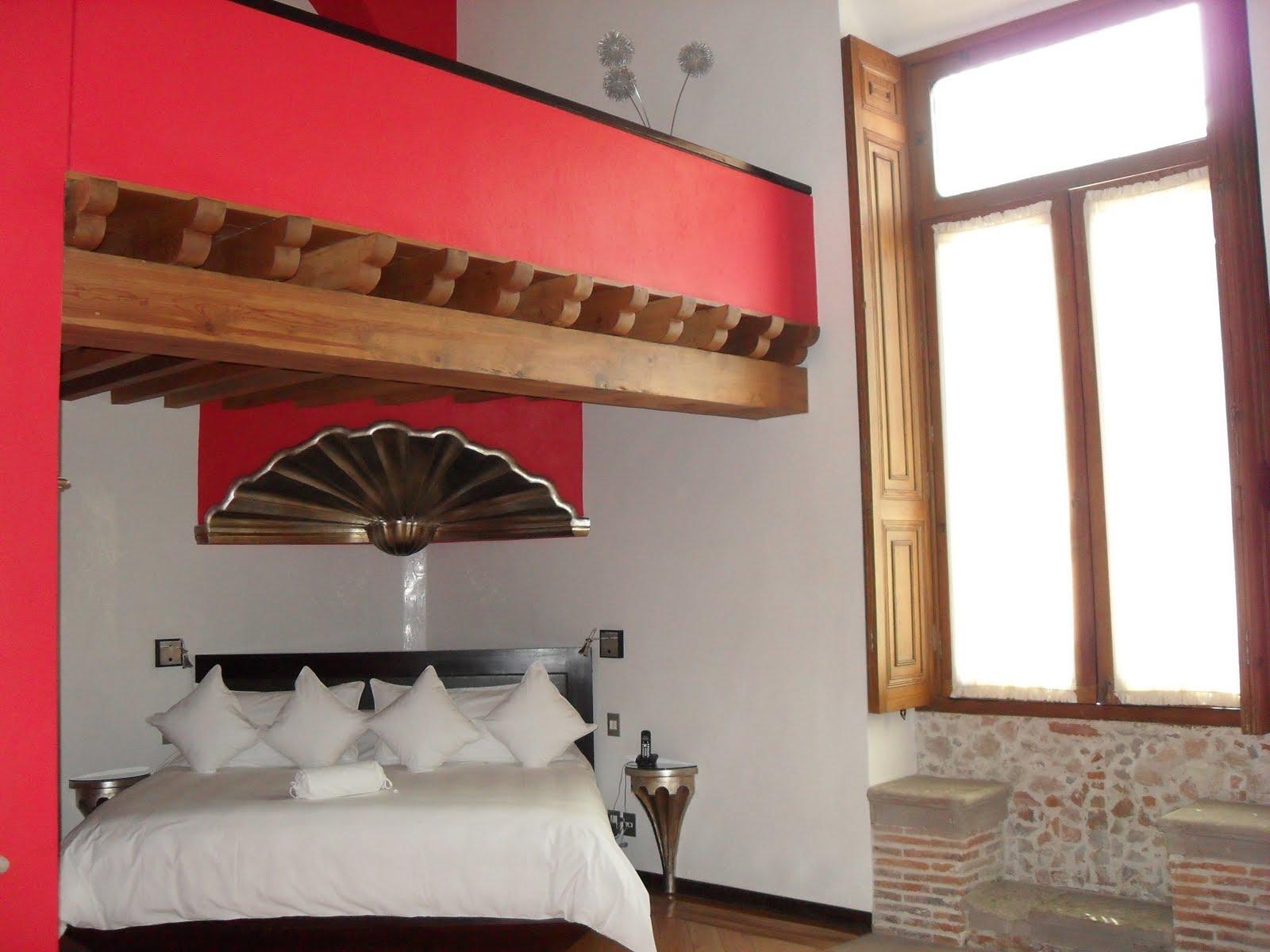 Decoraciones finas de interiores y exteriores recamara for Decoracion de interiores queretaro
