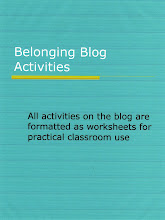 PDF of all Belonging Blog activities