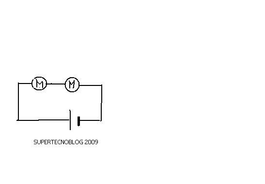 Circuito Que Tenga Un Interruptor Una Pila Y Una Bombilla : De tecno electricidad