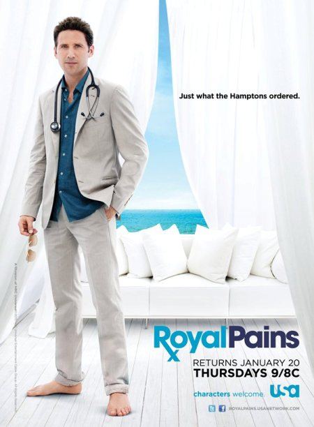 Royal Pains Saison 1 VF [12/12] [MULTIUPLOAD]