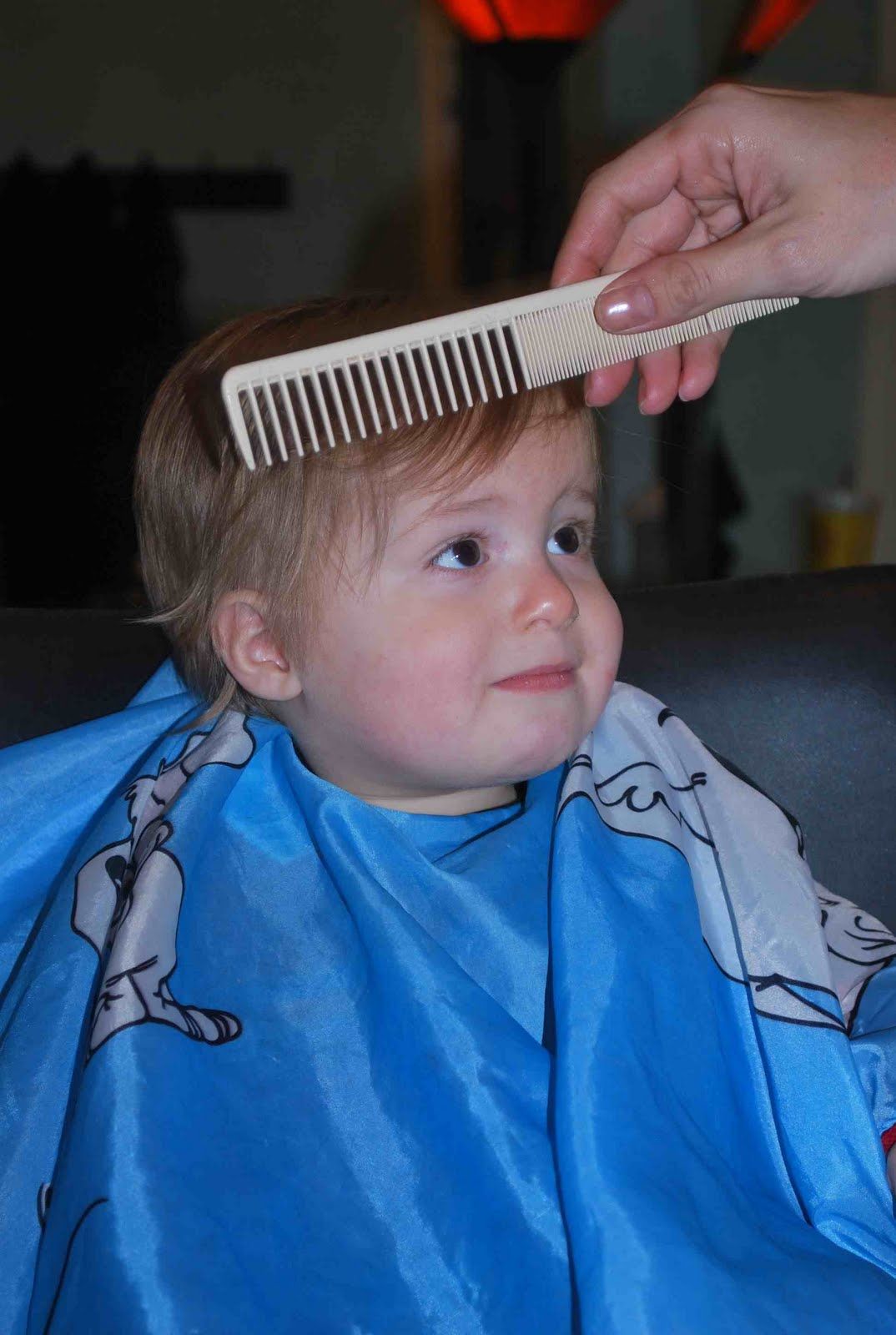 8 Year Old Boy Haircuts Styles : Twin girls and a little boy meet the whites haircuts