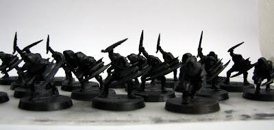 moria goblin prowlers konwersja figurki