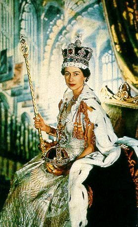 queen elizabeth ii coronation. queen elizabeth ii coronation