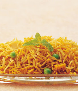 Spicy Pulao