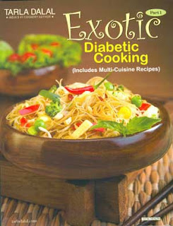 Tarla dalal exotic treats for diabetics exotic diabetic cooking forumfinder Gallery