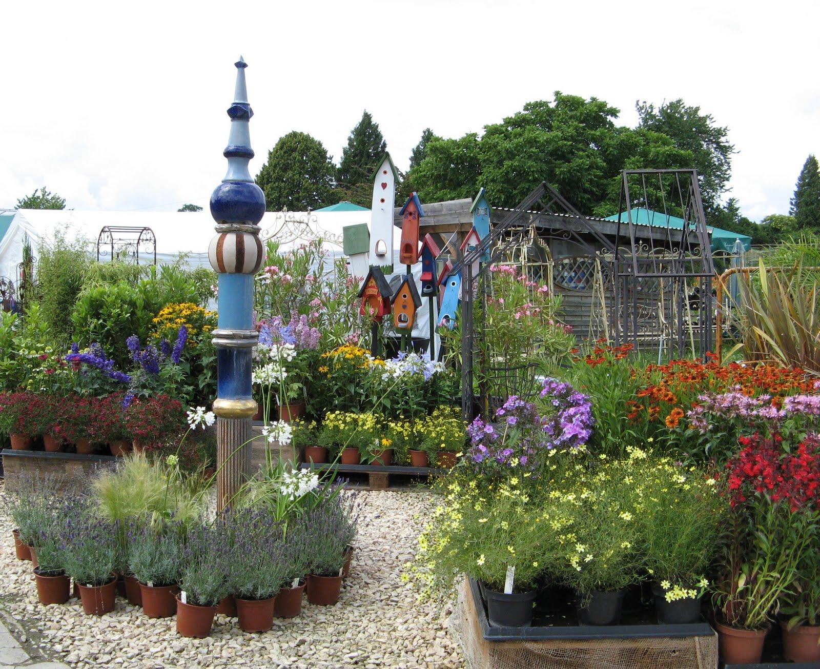 Le jardin de brigitte alsace petit tour chez la zeppellin - Les jardins d alsace ...