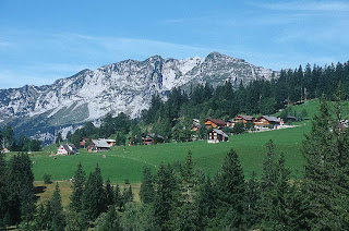 Honeymoon in Switzerland