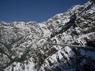 Trikuta mountain