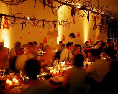 All Hallows Design Halloween Wedding