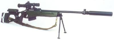 Russian SV 98