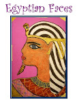 """EGYPTIAN FACES"" SINGLE LESSON PDF. ONLY $3"