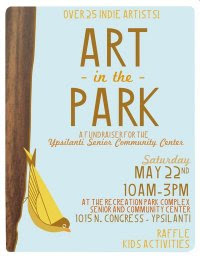 Ypsilanti Art in the Park