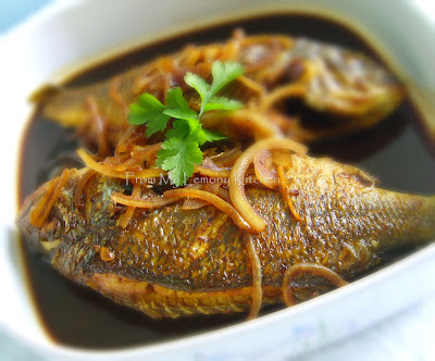 Ikan-Masak-Kicap