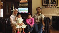 Keluarga kecil bunda