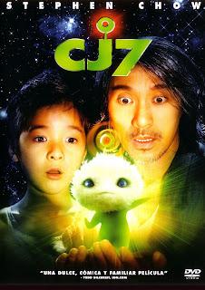 CJ7: Juguete del Espacio Poster