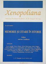 Adrian Cioflanca (ed.), Memorie si uitare in istorie