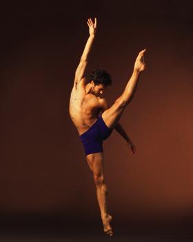 Male dancer foto 72