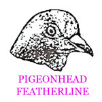 THE CHARACTERS IN HEADVILLE (or a comic you call Pigeoncat)