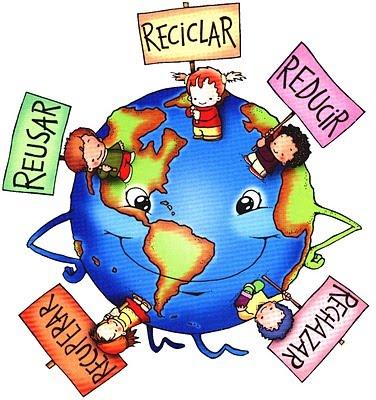 Debate reciclar reducir y reutilizar y adems juego y me