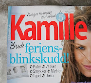 Omtale i Kamille nr 18.2010