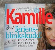 Omtale i Kamille nr 18.2010