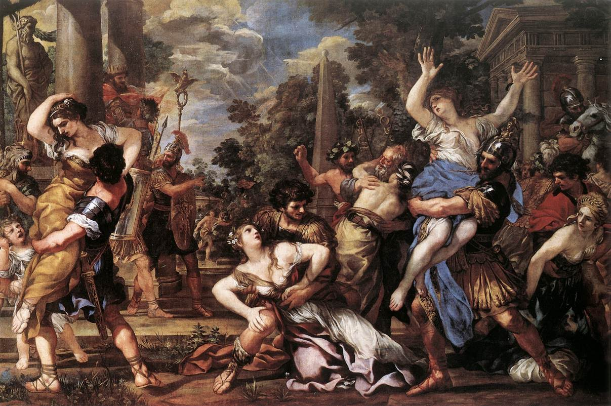 The Pines of Rome: The Rape of the Sabine Women