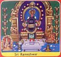 Twelve Jyotirlingas (Dwadasha Jyotirlinga) Darshana - 07. Rameswaram Temple, Tamil Nadu