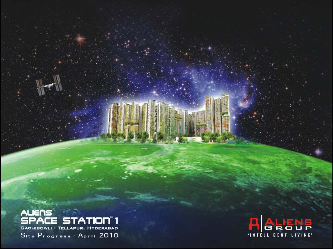 aliens space station 1 - photo #1