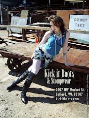Kick It Boots & Stompwear (TM)