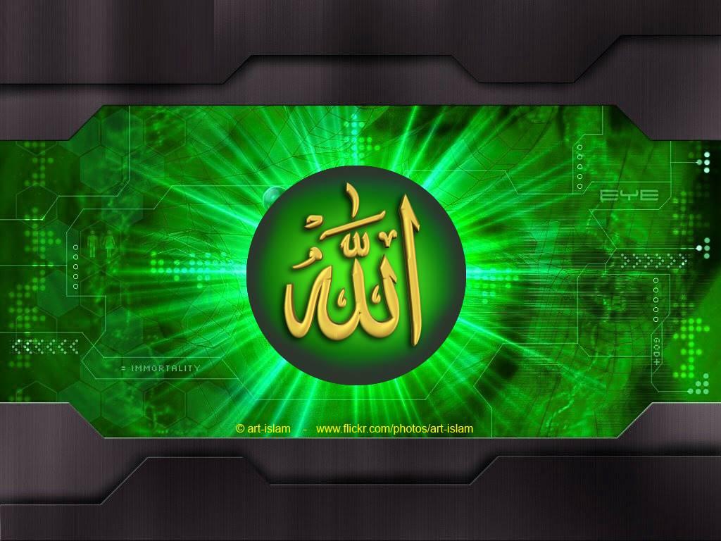 ISLAMIC WALLPAPER by muslimz
