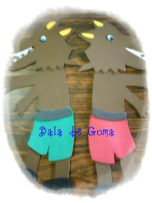 Folclore Painéis para crianças