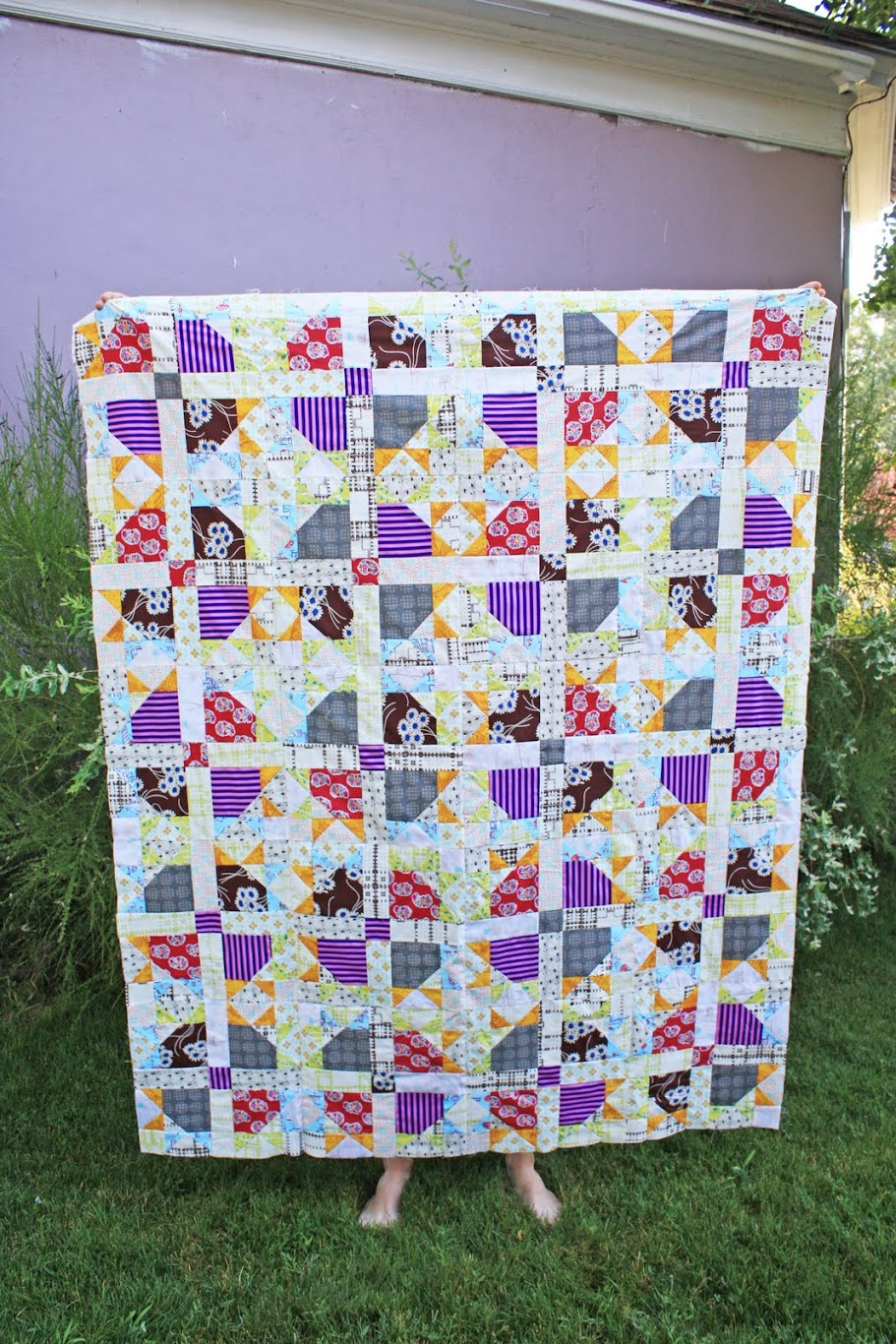 Quilts, quilts, and more quilts!