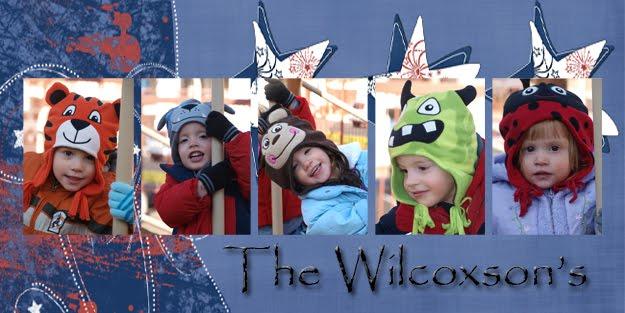 The Wilcoxson's