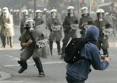 ¡Solidaridad con la clase obrera y el pueblo griego!
