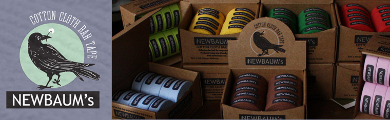 Cotton Bar Tape from Newbaum's