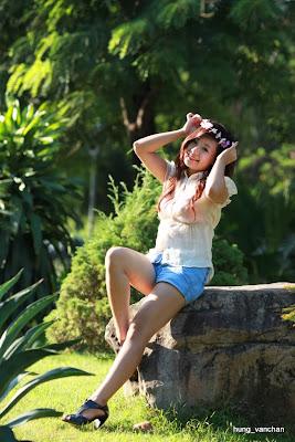 hot Vietnamese girl