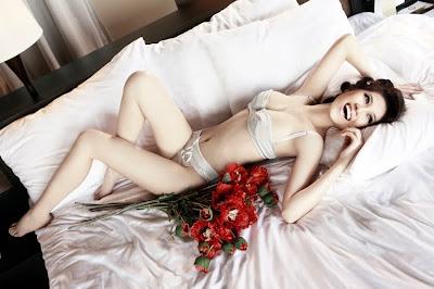 thu hang- vietnamese model